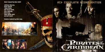 POTC of the Caribbean The Curse of the Black Pearl