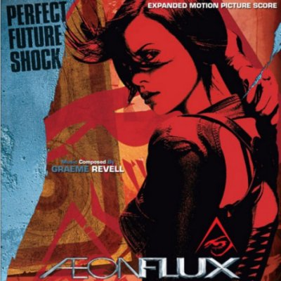 Aeon Flux Expanded