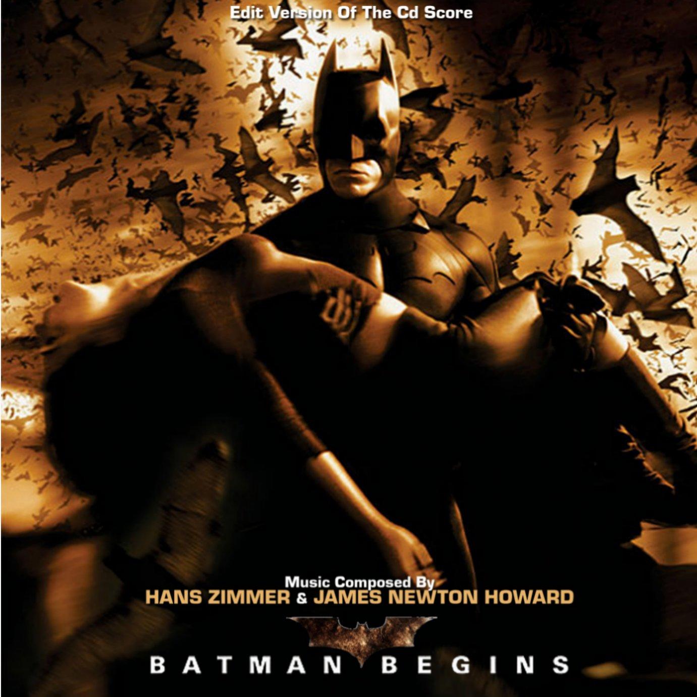 Batman Begins Complete Score