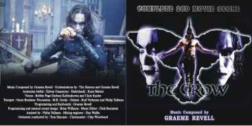 The Crow Complete Score 2/CD