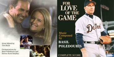For Love of the Game 2CD (Complete)