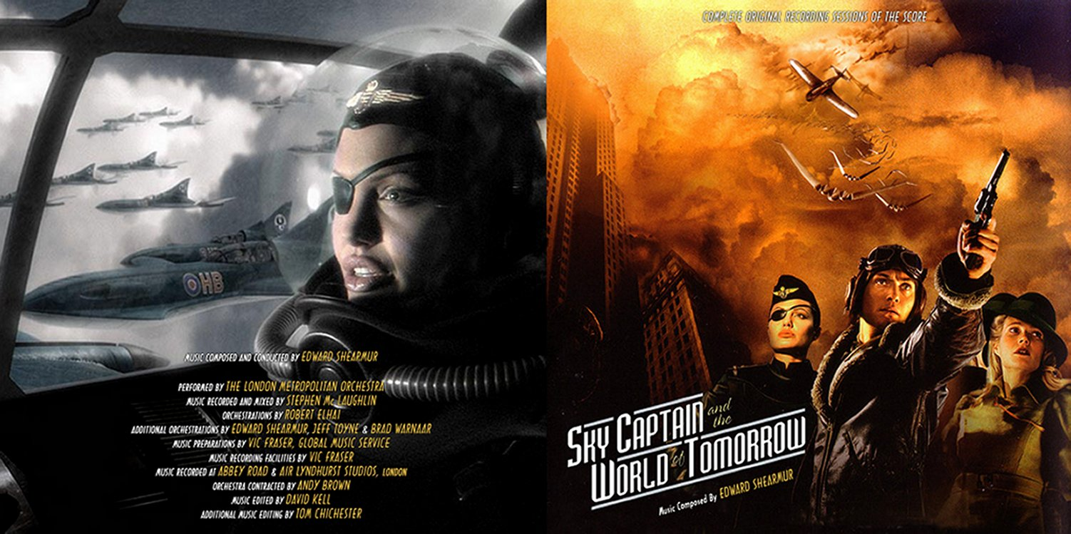 Sky Captain &The World Of Tomorrow Comple