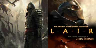 Lair 2CD Complete
