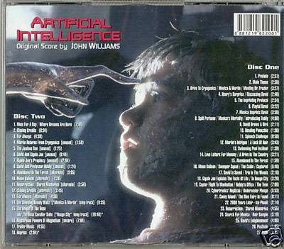 A.I. - Artificial Intelligence - Ltd. 35th Birthda