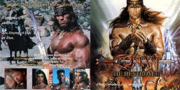 Conan the Destroyer (Collector Edition)