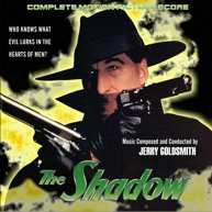 The shadow Complete score