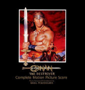 CONAN THE DESTROYER COMPLETE