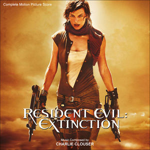 Resident evil extinction 2/CD
