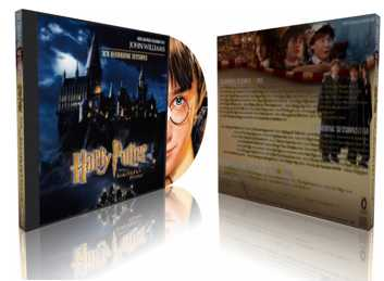 Harry Potter And The Sorcerer Stone 3/CD