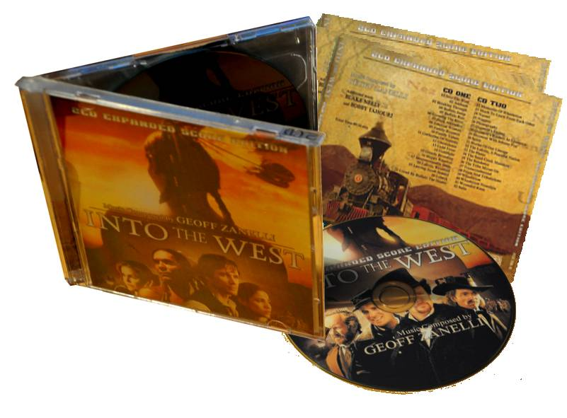 Into the West 2CD