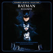 Batman Returns Complete Score
