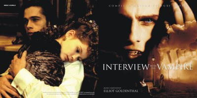 Interwiew With the vampire Complete Score