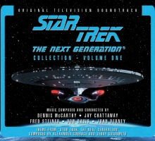 STAR TREK: THE NEXT GENERATION COLLECTION VOL 1