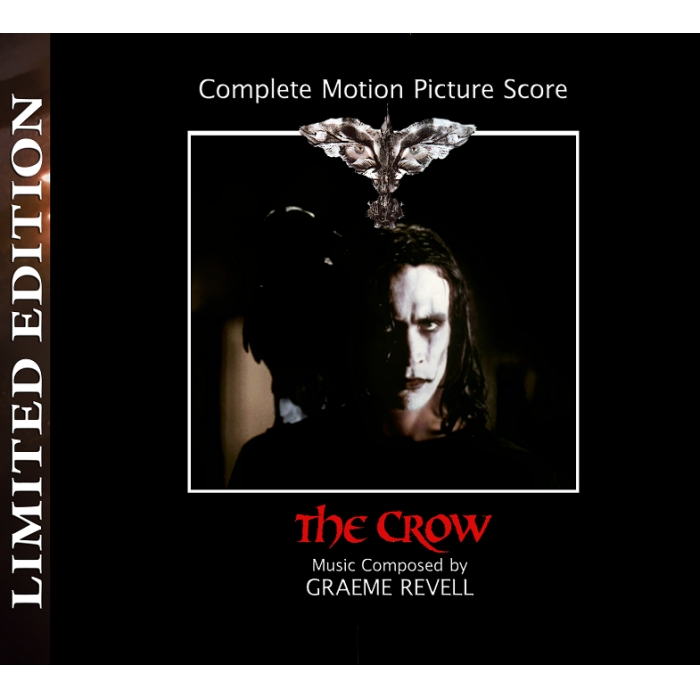 THE CROW - 2CD COMPLETE SCORE