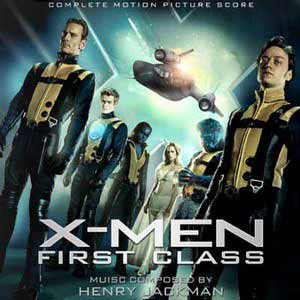 X-MEN First Class Complete Score