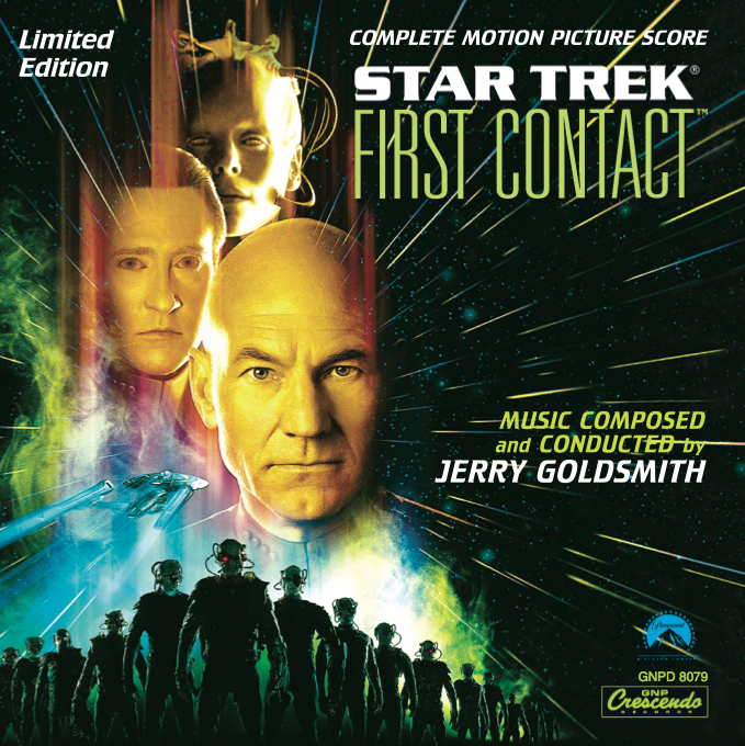 STAR TREK:FIRST CONTACT Expanded