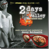 2 Days In The Valley Unused Score