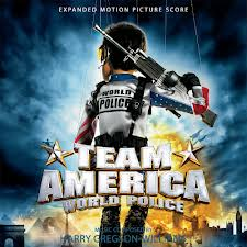 Team America: World Police Expanded Score