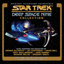STAR TREK:DEEP SPACE NINE COLLECTION:LIMITED EDITI