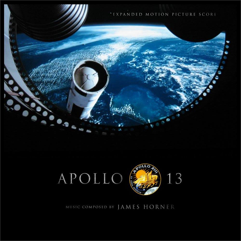 Apollo 13 Complete Score new version