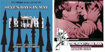SEVEN DAYS IN MAY/THE MACKINTOSH MAN