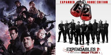 The Expendables 2 Expanded