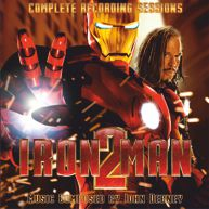 Iron Man 2 Recording Sessions