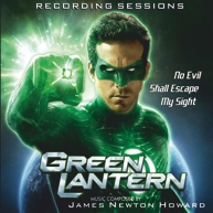 Green Lantern Recording Sessions
