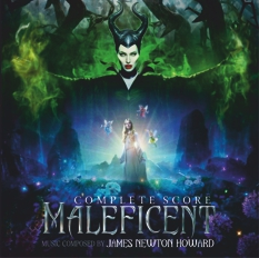 Maleficent Complete Score