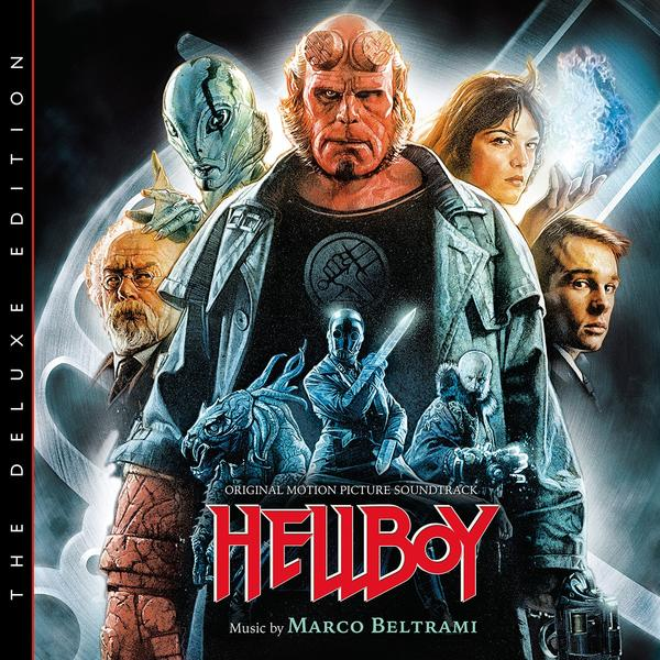 Hellboy Complete Score Deluxe Edition