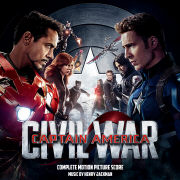 Captain America Civil War Complete score