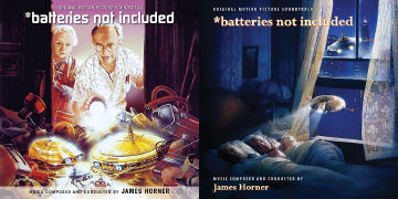 Batteries not included Complete score edition