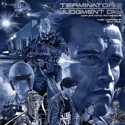 TERMINATOR 2: JUDGMENT Day Complete Score