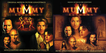 The Mummy Returns Complete Score