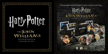 Harry potter - The John Williams  Soundtrack colle
