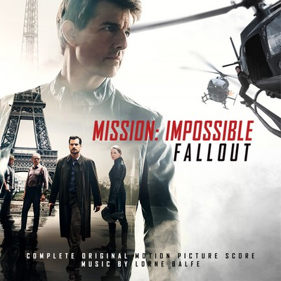 Mission Impossible Fallaout Complete score