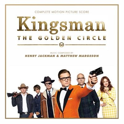 Kingsman The golden Circle Complete Score