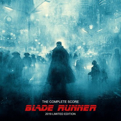 Blade Runner recording sessions Complete Score