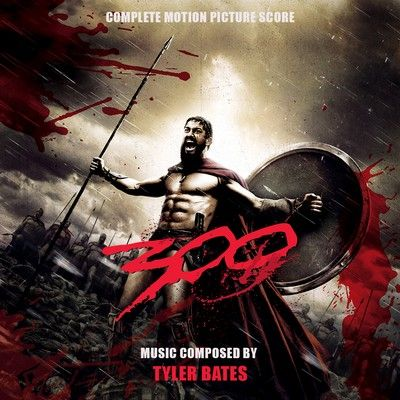 300 Complete score New cd