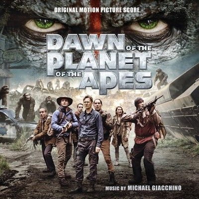 DAWN OF THE PLANET OF THE APES Complete Score