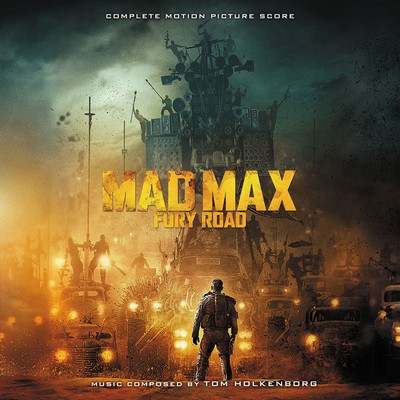 MAD MAX FURY ROAD Complete Score