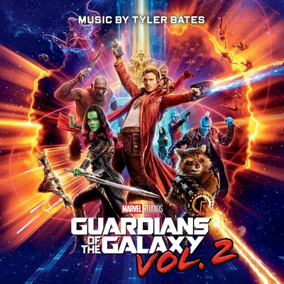 Guardians of the Galaxy Volume 2 Complete Score