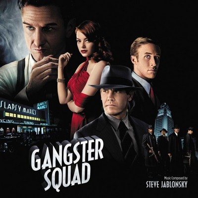 Gangster Squad Complete Score