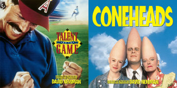 Coneheads / Talent For The Game /The Itsy Bitsy sp