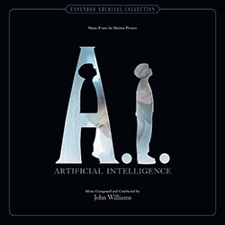 A.I  Artificial intelligence 3/cd