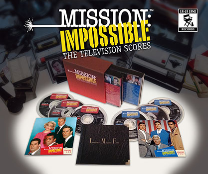 Mission Impossible The televion Score
