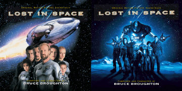 Lost In Space Complete Score