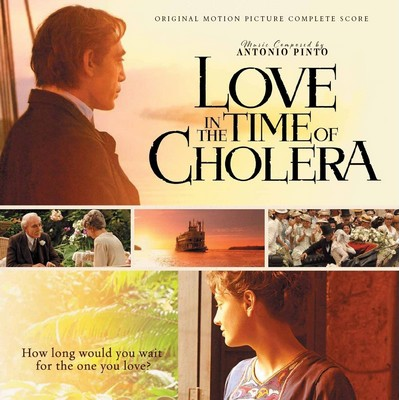 Love in The time of Cholera Complete score