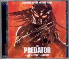 The Predator Complete Score