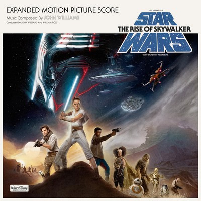 Star Wars: The Rise Of Skywalker Expanded Score